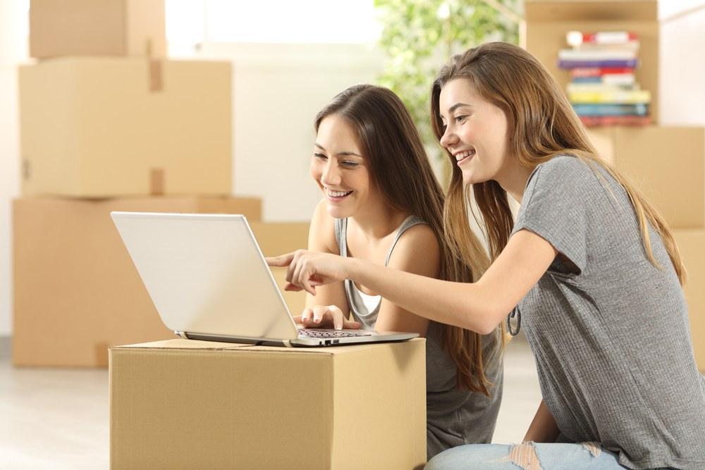 Vælg det rette flyttefirma, når kontoret skal flyttes